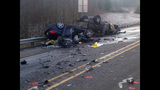 PHOTOS: Fatal collision closes SR 2 - (1/4)