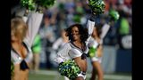 PHOTOS: Hawks vs. Saints Cheerleaders - (16/25)