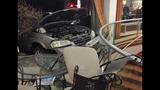 PHOTOS: Visitor rams car through retirement center - (7/11)