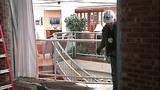 PHOTOS: Visitor rams car through retirement center - (3/11)