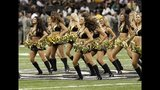 PHOTOS: Hawks vs. Saints Cheerleaders - (17/25)