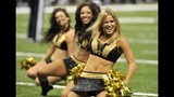 PHOTOS: Hawks vs. Saints Cheerleaders - (9/25)