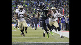 PHOTOS: Seahawks beat Saints 23-15 in NFC… - (1/25)