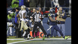 PHOTOS: Seahawks beat Saints 23-15 in NFC… - (11/25)