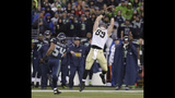 PHOTOS: Seahawks beat Saints 23-15 in NFC… - (23/25)