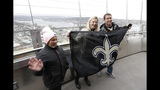PHOTOS: 12th Man flag flies atop Space Needle - (5/9)