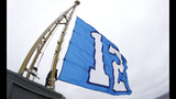 PHOTOS: 12th Man flag flies atop Space Needle - (8/9)