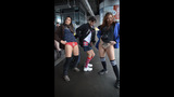SeattleInsider: Pantless pranksters strip to… - (13/25)
