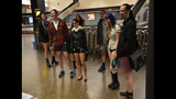 SeattleInsider: Pantless pranksters strip to… - (3/25)