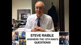 KIRO 7's Steve Raible answers 12th Man's questions - (7/18)