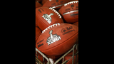 PHOTOS: How are official Super Bowl footballs made? - (16/16)