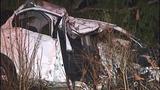 PHOTOS: Car launches 100 feet, hits tree,… - (8/11)