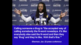 SeattleInsider: Richard Sherman quotes from… - (1/13)
