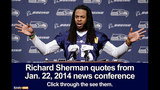 SeattleInsider: Richard Sherman quotes from… - (5/13)