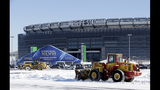 Super Bowl preparations, 2014 - (12/25)