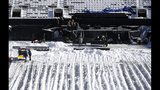 Super Bowl preparations, 2014 - (5/25)