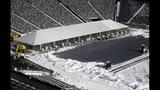 Super Bowl preparations, 2014 - (10/25)