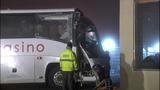 PHOTOS: Bus punches through Burien building - (14/21)