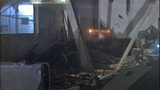 PHOTOS: Bus punches through Burien building - (16/21)