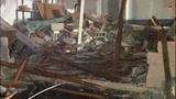 PHOTOS: Bus punches through Burien building - (8/21)