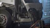 PHOTOS: Bus punches through Burien building - (7/21)