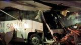 PHOTOS: Bus punches through Burien building - (6/21)
