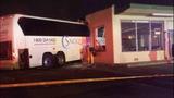PHOTOS: Bus punches through Burien building - (20/21)