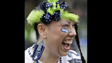 PHOTOS: 12th Man goes crazy at Seahawks rally - (2/25)