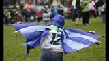PHOTOS: 12th Man goes crazy at Seahawks rally - (21/25)