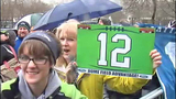 PHOTOS: 12th Man goes crazy at Seahawks rally - (23/25)