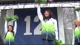 PHOTOS: 12th Man goes crazy at Seahawks rally - (5/25)