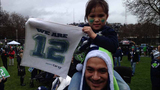 PHOTOS: 12th Man goes crazy at Seahawks rally - (24/25)