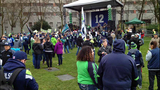 PHOTOS: 12th Man goes crazy at Seahawks rally - (19/25)