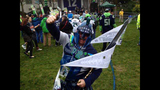 PHOTOS: 12th Man goes crazy at Seahawks rally - (14/25)