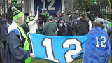 PHOTOS: 12th Man goes crazy at Seahawks rally - (18/25)