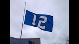 The _world's largest 12th man flag_ outside of Bartell Drugs' HQ_4480447