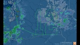 FlightAware shows the _12_ pattern flown by the Boeing 747-8 Seahawks plane_4480448