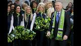 PHOTOS: Seahawks during Super Bowl week - (2/25)