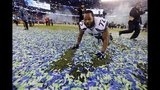Photos: On the field at Super Bowl XLVIII - (23/25)