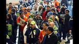 PHOTOS: Seahawks during Super Bowl week - (8/25)