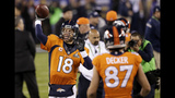 PHOTOS: Day of Super Bowl XLVIII - (15/25)
