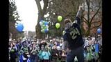 PHOTOS: Seahawks during Super Bowl week - (20/25)