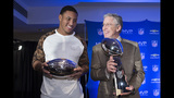 PHOTOS: 2014 Super Bowl MVP Malcolm Smith - (23/25)