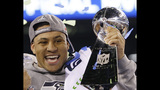 PHOTOS: 2014 Super Bowl MVP Malcolm Smith - (10/25)