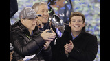 PHOTOS: Seahawks celebrating the Super Bowl win - (16/25)