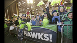 PHOTOS: Seahawks celebrating the Super Bowl win - (15/25)