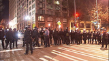 PHOTOS: Riot police sweep Pioneer Square - (10/11)