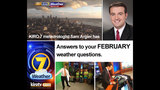 PHOTOS: KIRO 7's Sam Argier answers your Feb.… - (4/25)