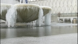 PHOTOS: Frozen fountains turn to icy sculptures - (2/12)