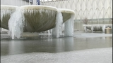 PHOTOS: Frozen fountains turn to icy sculptures - (12/12)